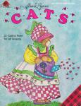 Vintage - Cats - 21 - Alma Lynne - Oop