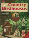 Vintage - Birdhouse Patterns - Oop - Rollins
