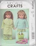 American Girl - 18 In Doll - Wardrobe - Uncut