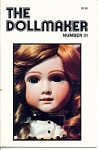 Vintage The Dollmaker - 31 - Sept - Oct 1980