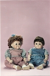 Clothes For Boy - Girl - 17inch Dolls - Bell - Uncut