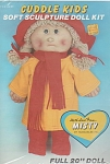 Misty - Cuddle Kids Soft Sculpture Doll - Nip