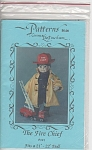 Connie Fee Fincham - Boy Doll Firemans Pattern