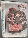 Mccall's - Cloth Dolls - :2 Sizes - 5740 - Oop