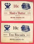 #7 Nra Fdr's National Recovery Act Meyer Bakery