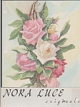 Nora Luce - Mixed Roses - Vintage - 1959 - Study 11
