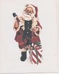 Ashcroft - Santa W/nutcracker -