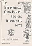 Vintage - Icpto - Ipat - December - 1967 - China Painti