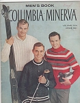 Vintage - Columbia - Minerva - Men's Book - Knitting