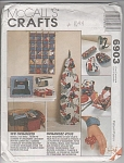 Vintage - Craft Pattern - Covers For Apppliances -