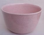 Bauer 'kitchenware' Speckled Pink Bowl #24
