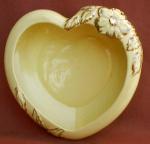 Vallona Starr California Heart Shaped Bowl #76