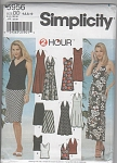 Classic - Misses Dress - Tops - Skirt - Oop - Sz4-10