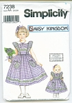 Simplicity Daisy Kingdom Dress