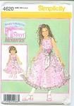 Daisy Kingdom Pattern Sweet Memories Pageant