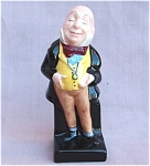 Royal Doulton Dicken's Mr. Micawber Figurine