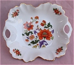 Limoges France Handled Bowl Dish Castel