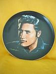 Bradford Elvis Presley Love Me Tender Plate