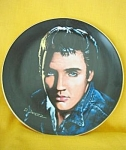 Elvis Presley Are You Lonesome Tonight Plate