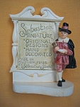 Sebastian Miniatures Dealers Plaque