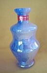 Lavorazione T Murano Art Glass Vase