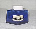 Parker Cobalt Blue Ink Bottle With Cap