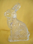 Millstein Glass Peter Rabbit Candy Container