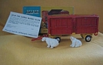 Corgi #1123 Chipperfields Circus Animal Cage