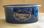 Cobalt Blue Buckingham Palace Ring Box