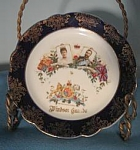 Queen Mary And King George V Canada Plate