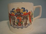King George V And Queen Mary Mug