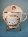 Queen Elizabeth Ii Cup And Saucer