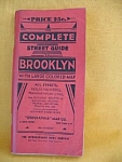 The Complete Street Guide To Brooklyn-1942