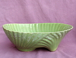 Hull? Lime Green Planter Bowl