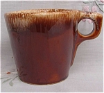 Hull Mirror Brown Dinnerware Mug