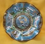 New York World's Fair Souvenir Candy Dish-1964/65