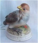 Lefton Lefton's Snow Bird Figurine Kw1637