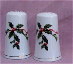 Lefton Holly Salt & Pepper Shakers