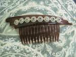 Vintage Hair Comb