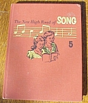 The New High Road Of Song - Childrens Book