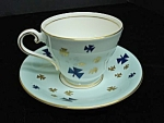 Unique Aynsley Cup & Saucer English Made