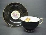 Vintage Windsor China Cup & Saucer