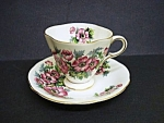 Windsor English Bone China Cup & Saucer