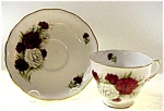 Royal Vale Tea Cup & Saucer - Carnation