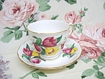 Royal Vale Cup & Saucer - Tulips