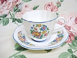 Lovely Crownford China Cup & Saucer
