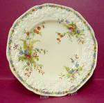 Crown Ducal Plate - Chatham - No 4