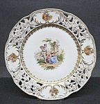 Fabulous Antique Plate - Romance