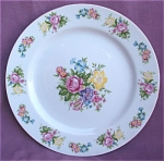 Kings Wood Occupied Japan Dinner Plate