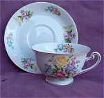 Kings Wood Occupied Japan Cup & Saucer